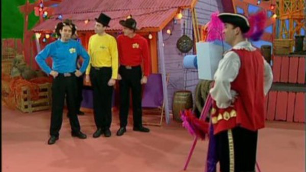 The Wiggles Season 1 Episode 3
