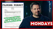 Film Riot - Episode 621 - Mondays: Permits, Raising Money & Books on Screenwriting