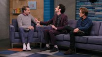 Comedy Bang! Bang! - Episode 1 - Kevin Bacon Wears a Blue Button Down Shirt and Brown Boots