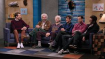 Comedy Bang! Bang! - Episode 2 - The Lonely Island Wear Dark Pants and Eyeglasses