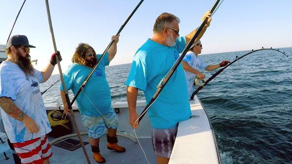 Wicked tuna season 5 episode 14 for Tuna fishing season