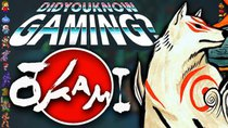 Did You Know Gaming? - Episode 154 - Okami