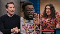 Comedy Bang! Bang! - Episode 5 - T-Pain Wears Shredded Jeans and a Printed Shirt