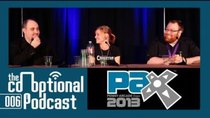The Co-Optional Podcast - Episode 6 - The Co-Optional Podcast Ep. 6 LIVE AT PAX PRIME 2013! - Polaris