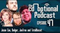 The Co-Optional Podcast - Episode 47 - The Co-Optional Podcast Ep. 47 ft. JonTron