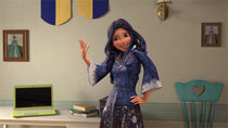 Descendants: Wicked World - Episode 13 - All Hail the New Q.N.L.B.