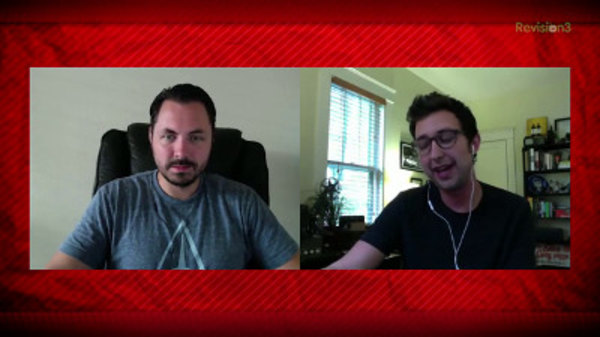 Film Riot - S01E328 - Mondays: Writers Block, Bad Robot & Future Projects - With Seth Worley!
