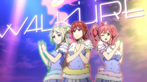 Macross Delta - Episode 21 - Yearning Secret