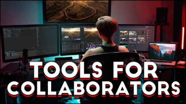 Film Riot - S01E646 - Tools for Collaboration