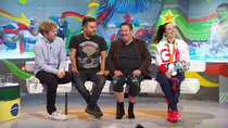 The Last Leg - Episode 0 - The Last Leg Live from Rio: Day 2