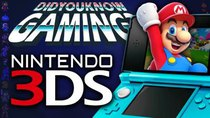 Did You Know Gaming? - Episode 186 - Nintendo 3DS