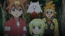 Puzzle & Dragons Cross - Episode 16 - Charo and the Haunted Forest