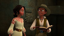 Elena of Avalor - Episode 7 - Finders Leapers
