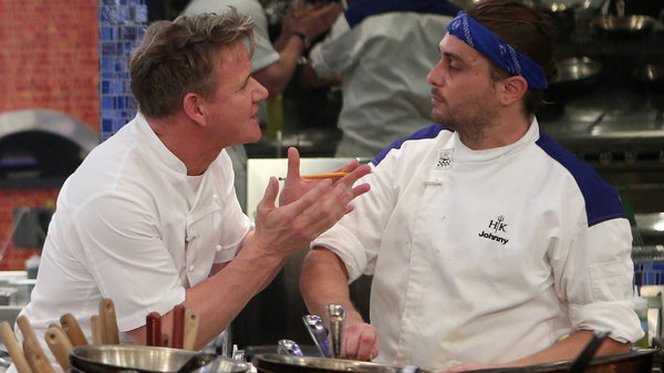 Hell S Kitchen Let The Catfights Begin