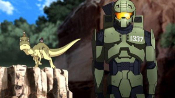 Halo Legends Season 1 Episode 5