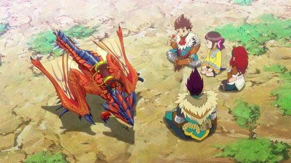 Monster Hunter Stories Ride On Episode 7