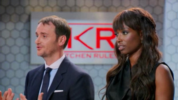 My Kitchen Rules (UK) Season 1 Episode 9