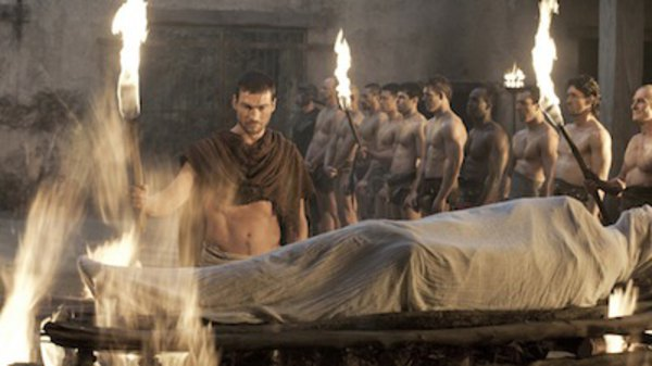 Spartacus Season 1 Episode 7