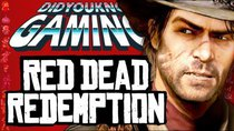 Did You Know Gaming? - Episode 195 - Red Dead Redemption