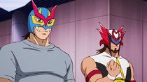 Tiger Mask W - Episode 11 - The Tiger's Killer Move