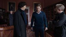 Sherlock - Episode 1 - The Six Thatchers