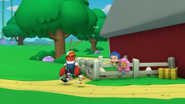 Bubble Guppies Season 4 Episode 9