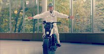 Futurism - Episode 27 - Meet Honda's New Self-Balancing Motorcycle That Can Also Follow...