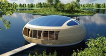 Futurism - Episode 41 - The Eco-Friendly, Solar-Powered Bubble Is The Home Of The Future