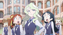 Little Witch Academia - Episode 2 - Papiliodya