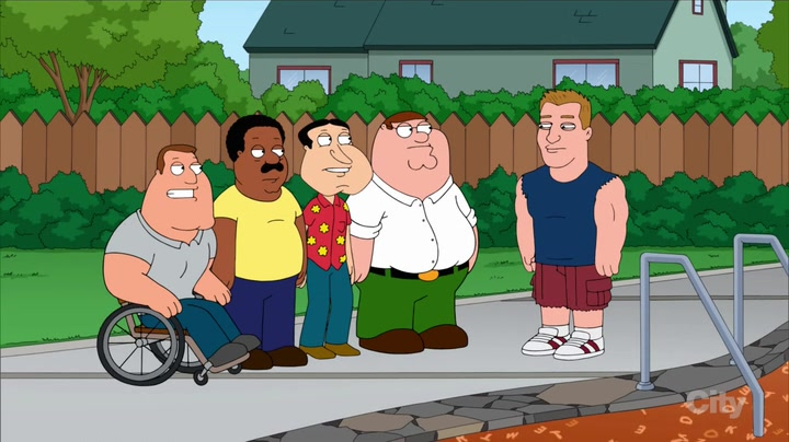 family guy essay Family guy essay when i finally saw my family episode in ninth grade, it was an instant classic in my list of favorite shows.