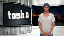 Tosh.0 - Episode 11 - Hillary in the House (200th Episode)