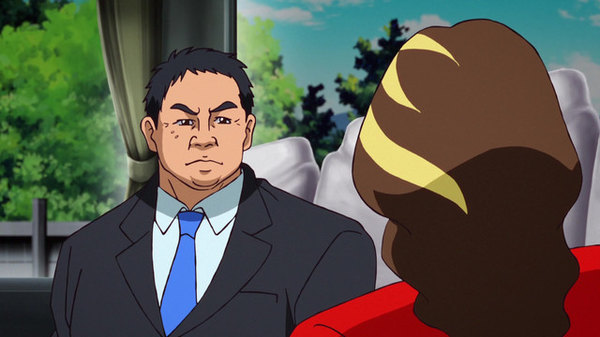 Tiger Mask W - Ep. 16 - A Capable Promoter