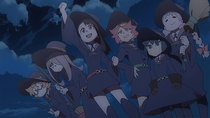 Little Witch Academia - Episode 5 - Luna Nova and the White Dragon