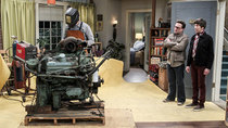 The Big Bang Theory - Episode 15 - The Locomotion Reverberation
