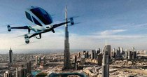 Futurism - Episode 281 - The World's First Flying Taxis Will Take to the Skies in Five...