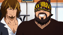 Tiger Mask W - Episode 23 - War Games Open