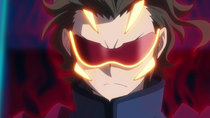 Gundam Build Fighters - Episode 24 - Dark Matter
