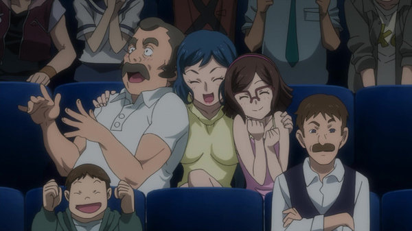 Gundam Build Fighters - Ep. 19 - Astray's Blade