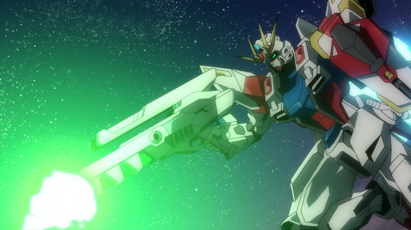 Gundam Build Fighters - Ep. 15 - Fighter's Radiance