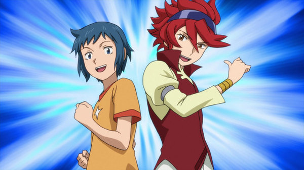 Gundam Build Fighters - Ep. 12 - Discharge