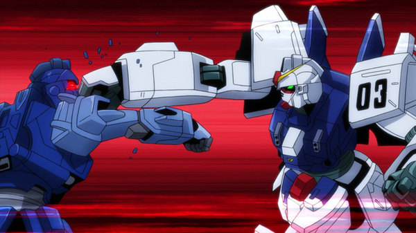 Gundam Build Fighters - Ep. 3 - Full Package
