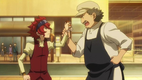 Gundam Build Fighters - Ep. 1 - Sei and Reiji