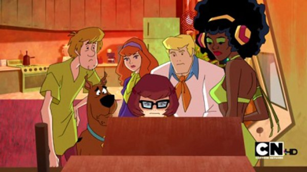 Scooby-Doo! Mystery Incorporated - S01E01 - Beware The Beast From Below