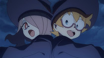 Little Witch Academia - Episode 13 - Samhain Magic