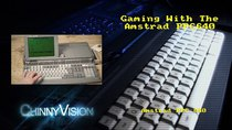 ChinnyVision - Episode 111 - Gaming on the Amstrad PPC 640