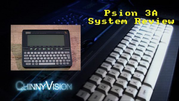 ChinnyVision - S01E122 - Psion 3a System Review