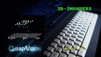 ChinnyVision - Episode 124 - 3D Invaders