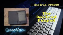 ChinnyVision - Episode 137 - Amstrad PDA600 (The Amstrad PenPad)