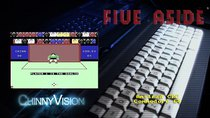 ChinnyVision - Episode 156 - Five A Side Soccer