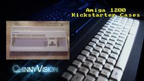 ChinnyVision - Episode 158 - Amiga Kickstarter Case Unboxing